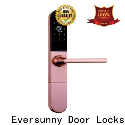 Eversunny code locks for external doors smart for hotel