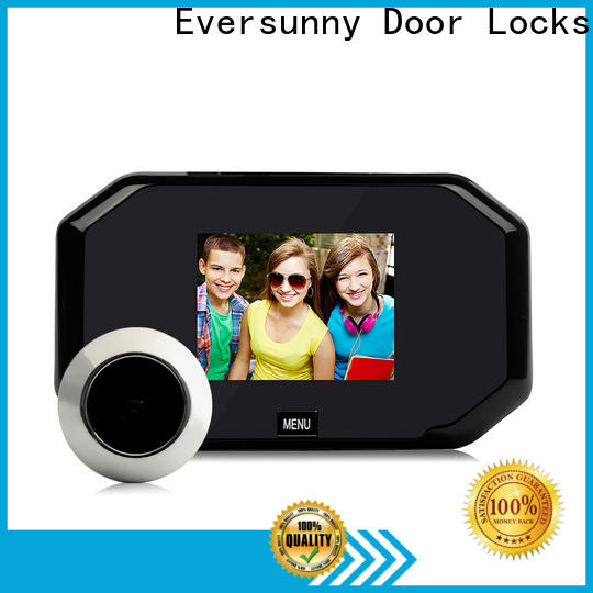 Eversunny door hole viewer large wide-angle lens for cottage