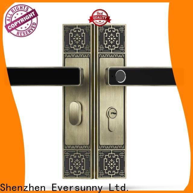 digital door lock supplier for apartment