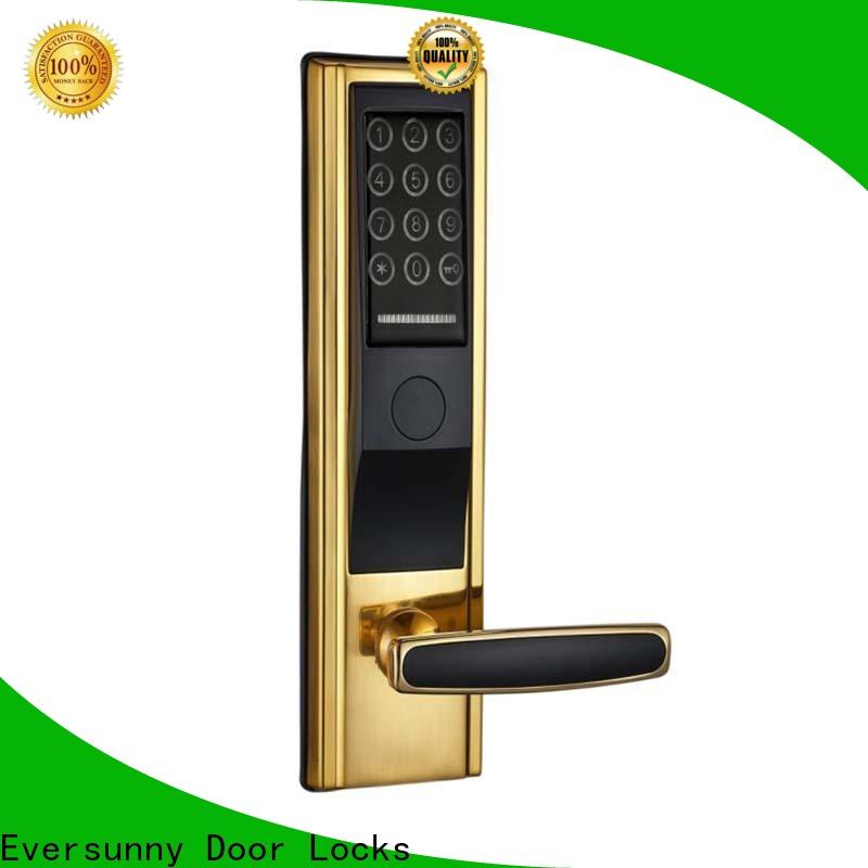 Eversunny keypad code locks for external doors entry home for door