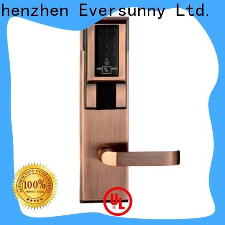 Eversunny front coded lock touch screen for apartment