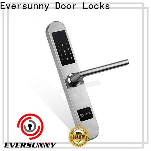 Eversunny front front door lock with code smart for door