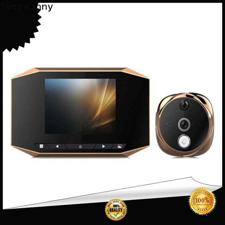 Eversunny security door eye viewer Large angle for apartment
