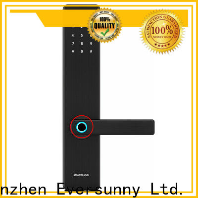 Eversunny thumbprint new fingerprint lock handle