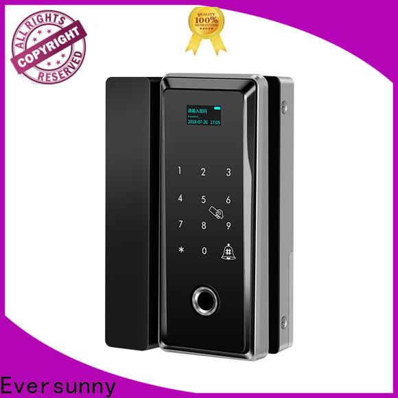 Eversunny fingerprint door lock uk for villa