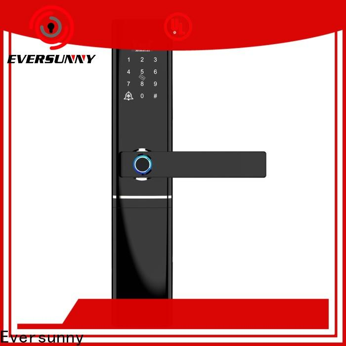 Eversunny front door keyless entry good quality for residence