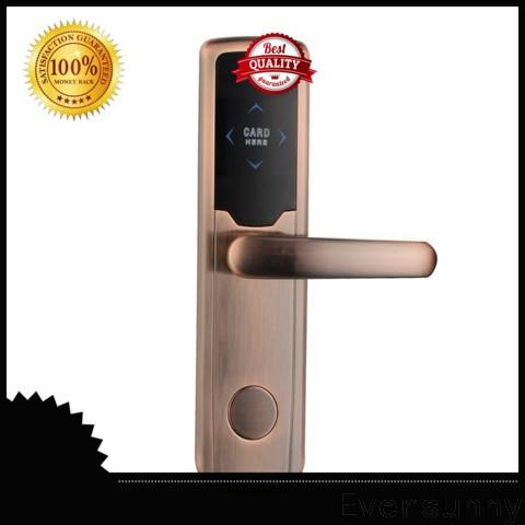 Eversunny smart card lock system international standard for hotel