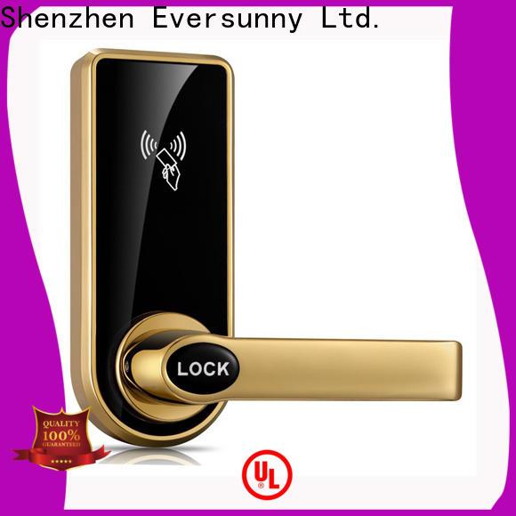 fast card entry door locks international standard for home