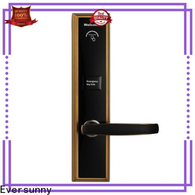 Eversunny card access locks energy-saving for apartment