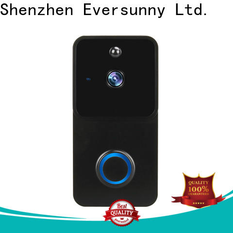 convenient wireless security doorbell energy-saving for apartment