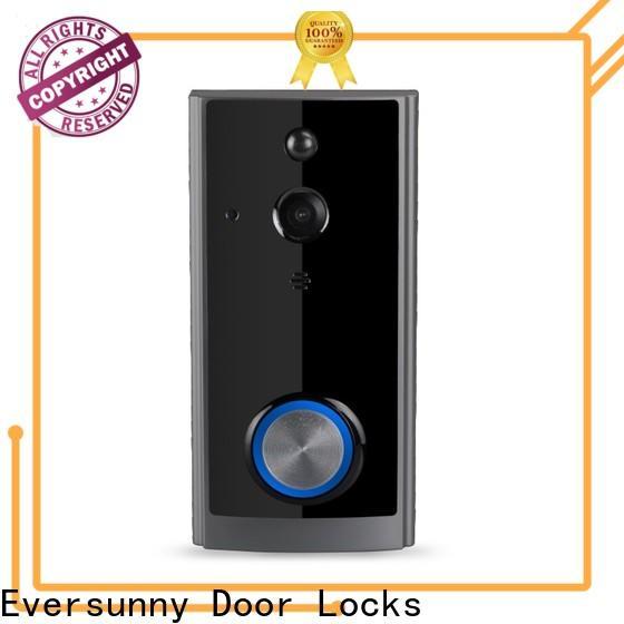 practical wi fi enabled video doorbell hotel smart locks for door