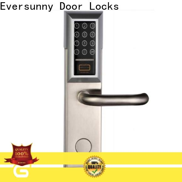 security coded lock touch screen for office