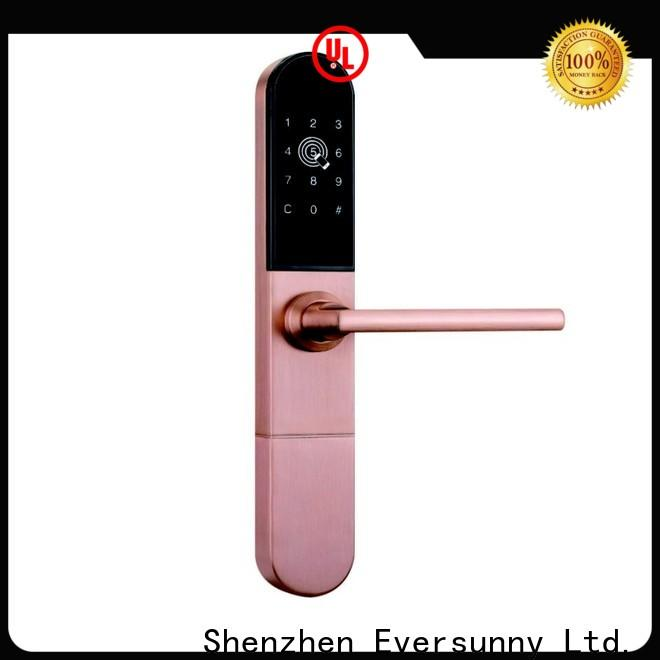 Eversunny security lock touch screen for office