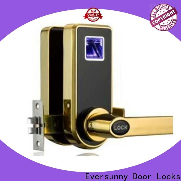 finger sensor lock deadbolt for apartment