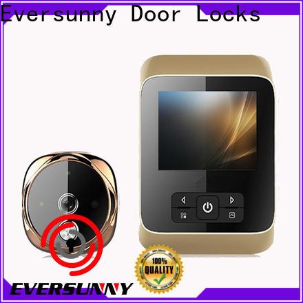 Eversunny multiple-digit digital peephole viewer Intelligent for sliding door