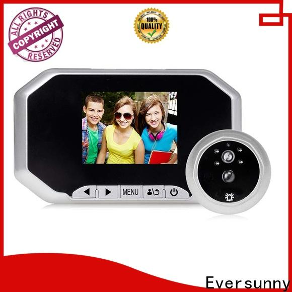 Eversunny door peephole viewer manufacturer for apartment