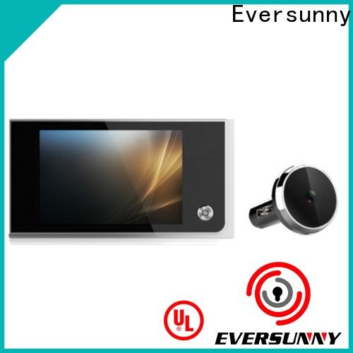 Eversunny hidden peephole large wide-angle lens for apartment