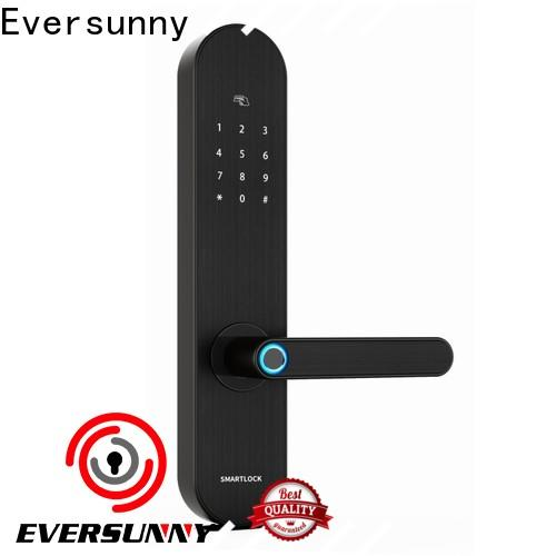 Eversunny keyless front door lock good quality for cottage