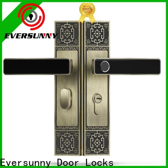 Eversunny front door keyless entry touch screen for office