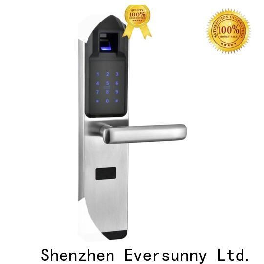 Eversunny digital fingerprint lock good quality for house