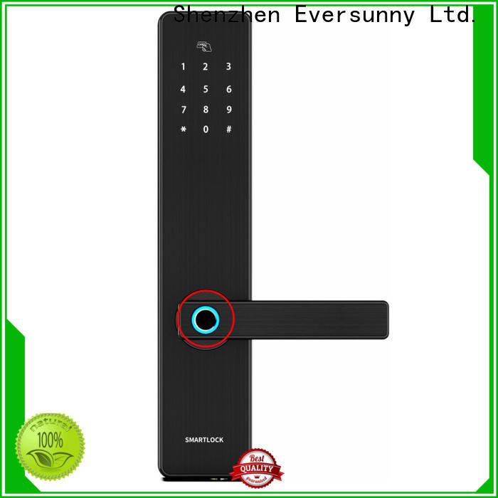 Eversunny intelligent digital fingerprint lock factory price for house