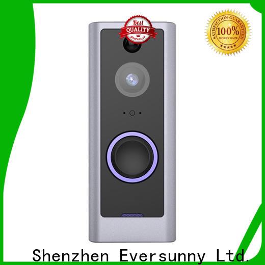 Eversunny wireless smart doorbell energy-saving for hotel