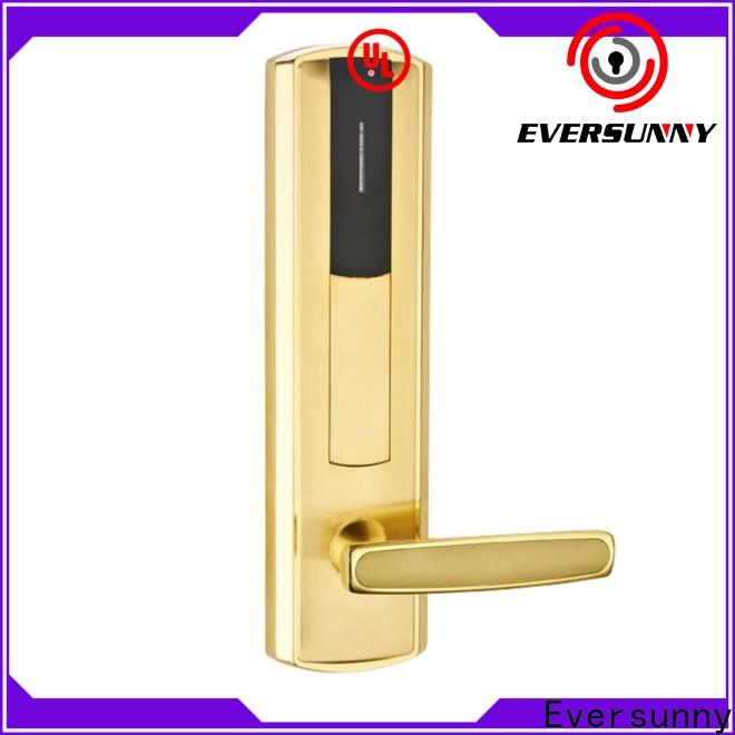 Eversunny hotel card lock system stainless steel for door