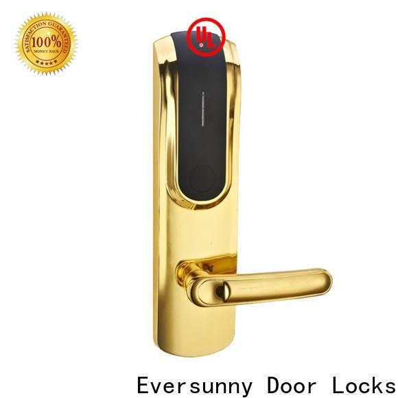practical rfid card lock energy-saving for door