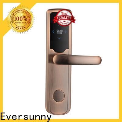 Eversunny card door lock international standard for apartment