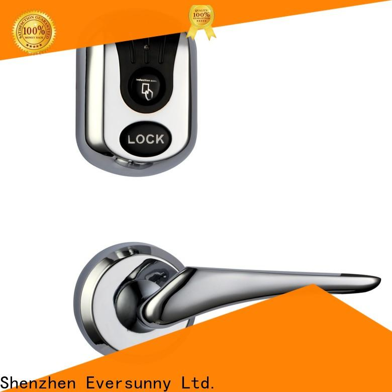 Eversunny fast card door entry system with central management control system for hotel
