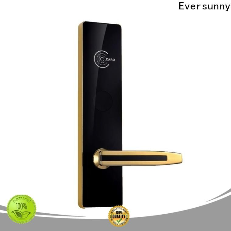 smart key card lock system hotel smart locks for home