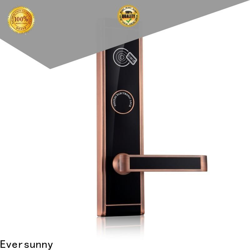 Eversunny key card door entry systems energy-saving for hotel