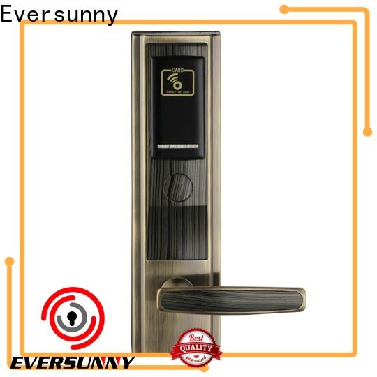 Eversunny key card door entry systems with central management control system for apartment