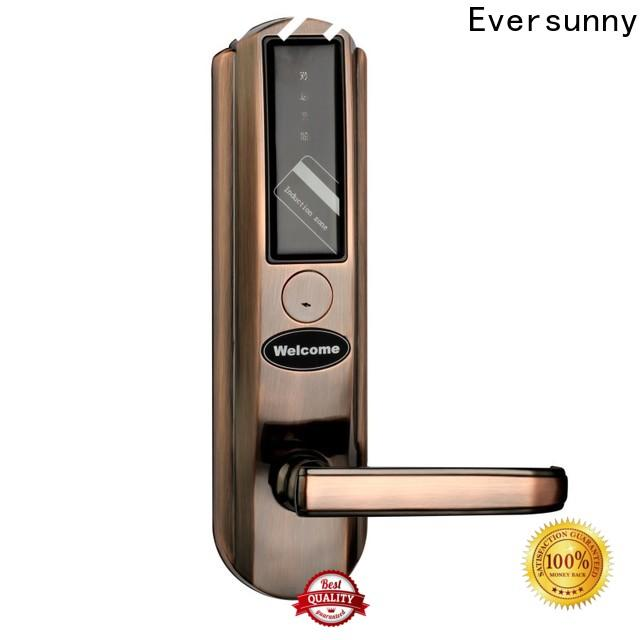 fast card door entry system with central management control system for door