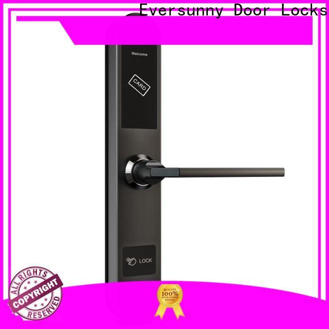 Eversunny door access card system international standard for hotel