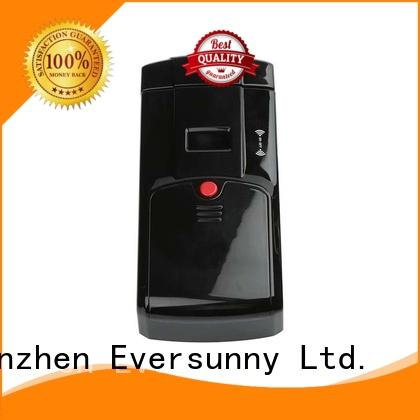 Eversunny simple electronic door lock with remote control mobile controlled for office