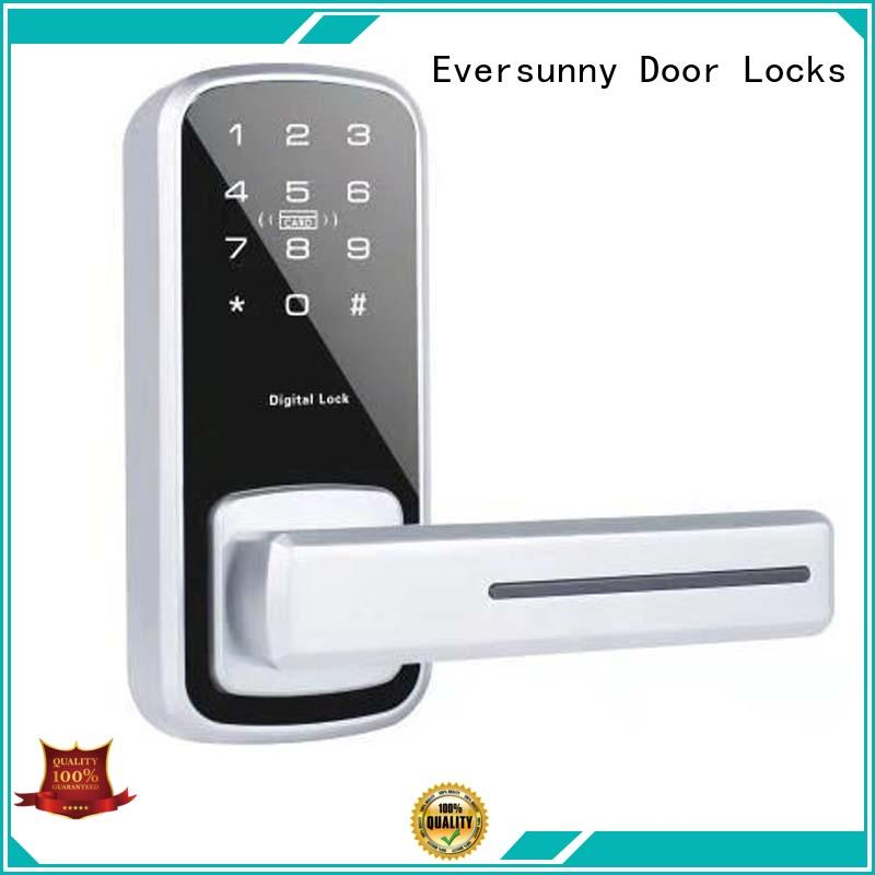 gate lock with code keypad for hotel Eversunny