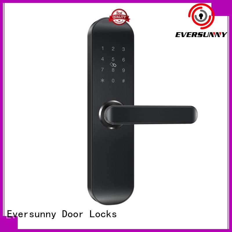 front electronic code lock menu entry home for apartment