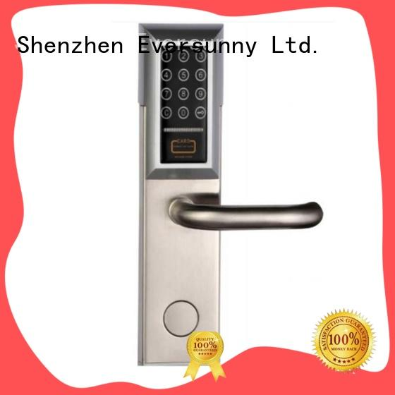 Eversunny electronic security locks for doors with code entry home for apartment