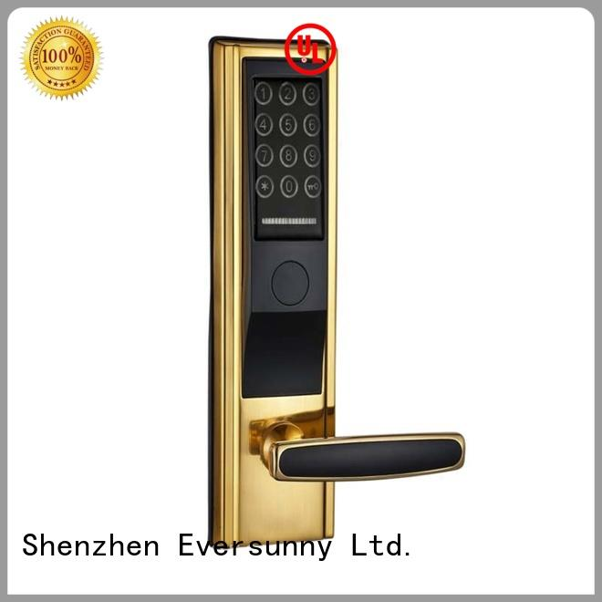 Eversunny multiple-digit coded lock smart for hotel