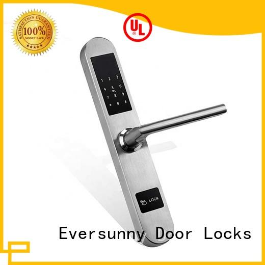 security electronic code lock keypad entry home for door