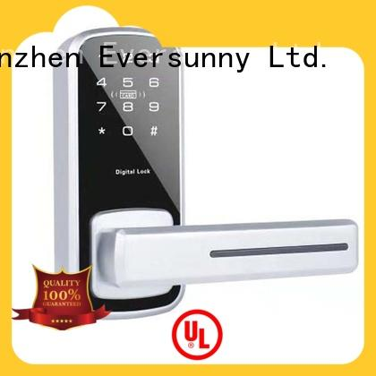Eversunny multiple-digit code entry locks entry home for office