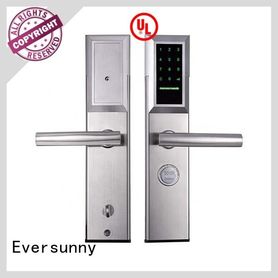keyless password door lock system entry home for office