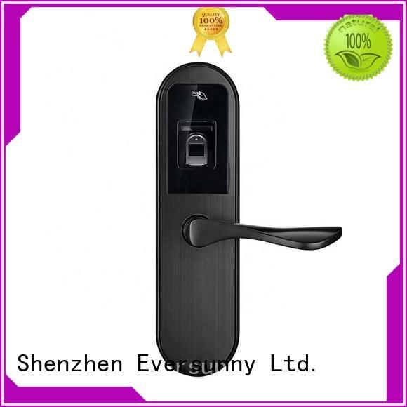 finger scanner lock scanner entry system for home