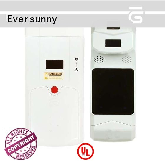 Eversunny wireless remote door locks for home factory price for office