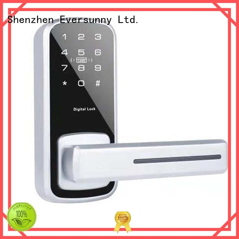 Eversunny visual code locks for external doors smart for door