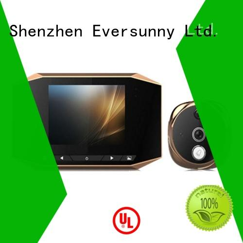 Eversunny video peephole manufacturer for apartment