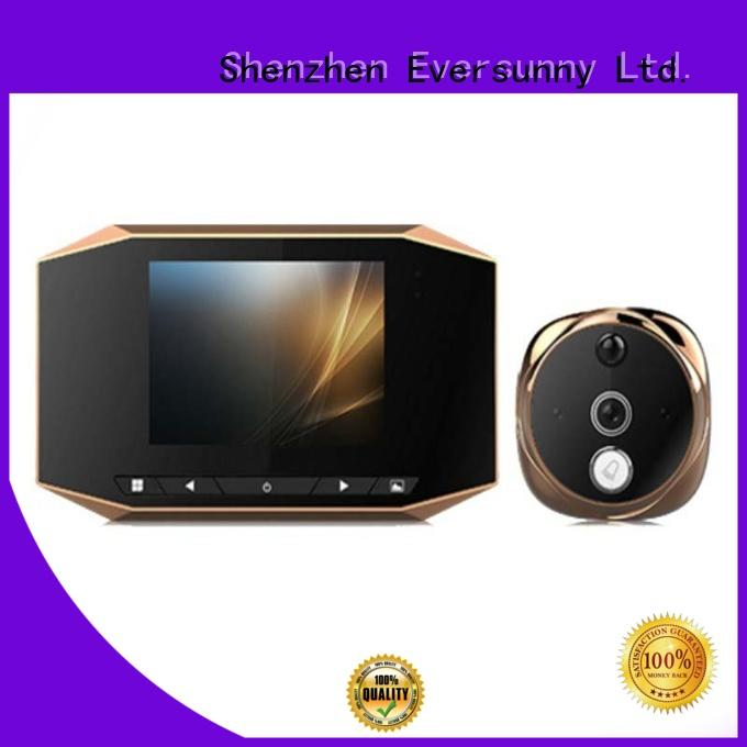professionallcd peephole security manufacturerfor office