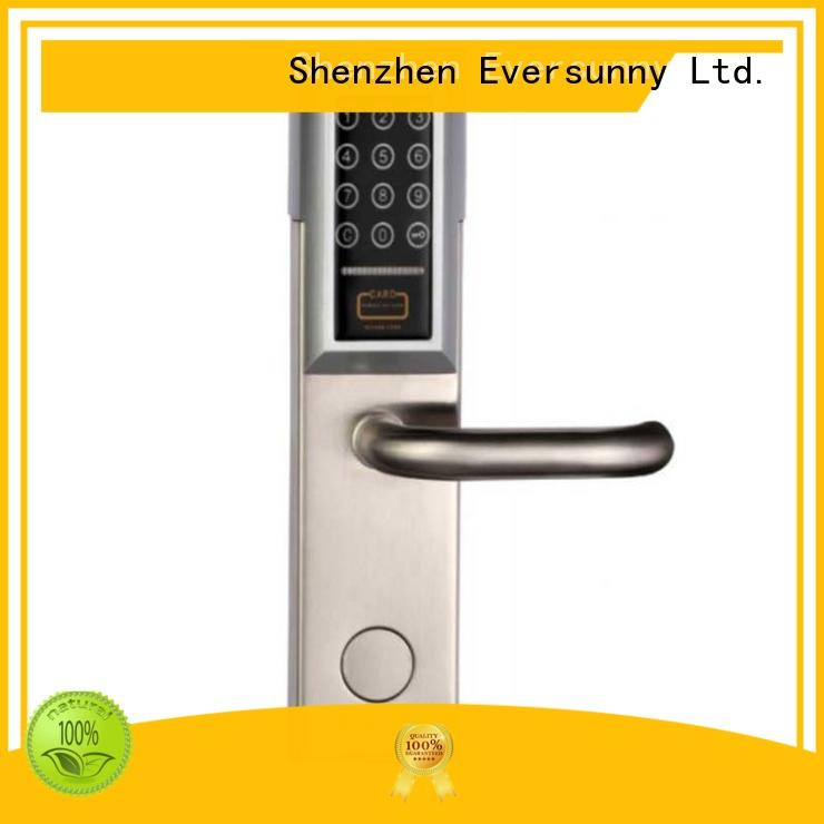 Eversunny front code lock energy-saving for apartment