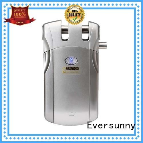 Eversunny invisible concealed door lock for sale for apartment